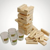 Tipple Tower Drinking Game - Menkind Gifts