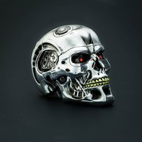 Terminator Skull Box T-800 (18cm) - Menkind Gifts