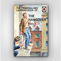 For Her: Personalised The Hangover Book - Books Gifts