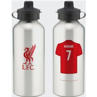 Personalised Liverpool FC Aluminium Water Bottle - Liverpool Fc Gifts