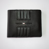 Tommy Hilfiger Heritage Mini CC Wallet Black - Tommy Hilfiger Gifts