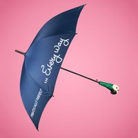 Mary Poppins Umbrella with Parrot Head Handle - Holidays Gifts