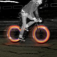 Bike Wheel LED Lights - Gadgets Gifts