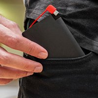 RED5 3-in-1 Mobile Credit Card Power Bank - Red5 Gifts