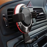 Wireless Car Phone Charger and Holder - Gadgets Gifts