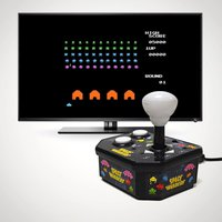 Space Invaders Arcade Style TV Joystick - Style Gifts