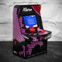 RED5 Mini Arcade Machine - Arcade Machine Gifts