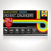 Haynes Electronic Games Advent Calendar - Electronic Gifts