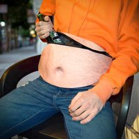 Beer Belly Bum Bag - Holidays Gifts