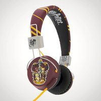 Harry Potter Gryffindor Headphones - Electronics Gifts
