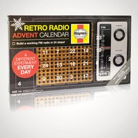 'Haynes Retro Radio Advent Calendar