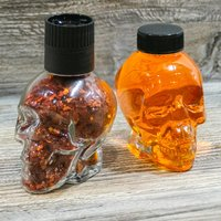 Flaming Skull Chilli Set - Chilli Gifts