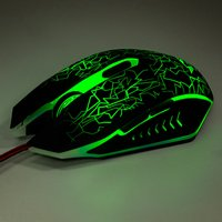 Trust GXT 105 Izza Illuminated Gaming Mouse - Gadgets Gifts