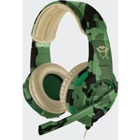Trust GXT310C Radius Gaming Headset in Jungle Camo - Gadgets Gifts