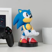 """Sonic the Hedgehog 8"""" Cable Guy - Sonic Gifts"""