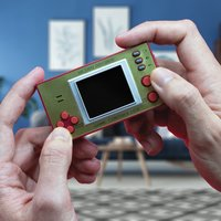 Handheld Retro Games Console - Games Gifts