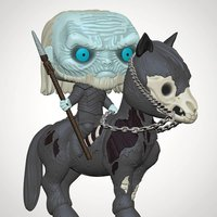 Game of Thrones White Walker on Horse Pop! Vinyl - Horse Gifts