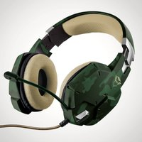 Trust GXT 322C Carus Gaming Headset - Jungle Camo - Gadgets Gifts