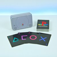 PlayStation Playing Cards - Playstation Gifts