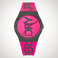 Superdry Urban Brand Glitter SYL189PP Watch - Superdry Gifts