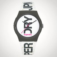 Superdry Urban Glitter SYL189WB Watch - Superdry Gifts