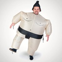 Sumo Me! Inflatable Sumo Suit - Inflatable Gifts