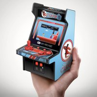 Karate Champ Retro Micro Player Arcade Games Machine - Games Gifts