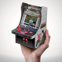 Bad Dudes Retro Mini Arcade Game - Retro Gifts