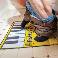 Potty Piano Musical Bathroom Mat - Potty Gifts