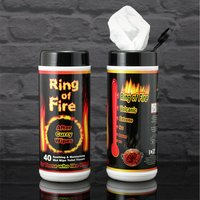 Ring Of Fire After Curry Wipes - Curry Gifts
