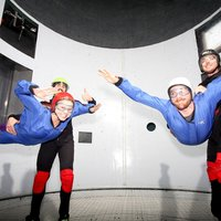 Indoor Skydiving for Two - Skydiving Gifts