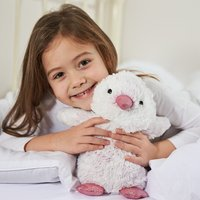 Snowy Hooty Plush - Heatable Penguin - Penguin Gifts