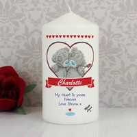 Personalised Me to You Couple Candle - Me To You Gifts