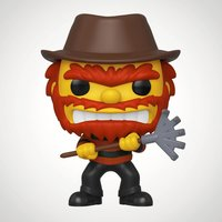 Exclusive Simpsons Evil Groundskeeper Willie Pop! Vinyl - NYCC Edition - The Simpsons Gifts