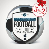 Small Football Quiz - Quiz Gifts