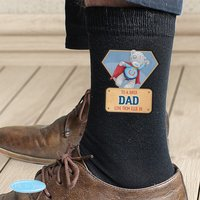 Personalised Me to You Superhero Socks - Me To You Gifts
