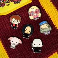 Harry Potter Enamel Pin Badges - Harry Potter Gifts