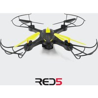 RED5 RC Camera Drone Yellow - Drone Gifts