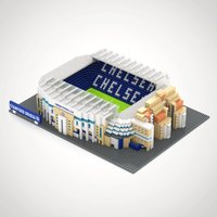 Chelsea FC Football Stadium 3D Construction Kit - Chelsea Gifts