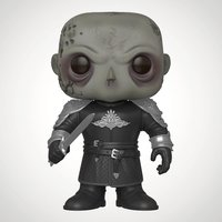 "Game of Thrones 6"" The Mountain Unmasked Pop! Vinyl - Game Gifts"