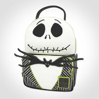 Nightmare Before Christmas Faux Leather Backpack - Nightmare Before Christmas Gifts
