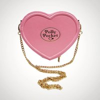 Polly Pocket Heart Shaped Cross Body Bag - Polly Pocket Gifts