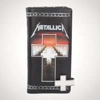 Metallica Master of Puppets Embossed Purse - Purse Gifts