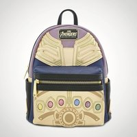 Marvel Thanos Infinity Gauntlet Loungefly Backpack - Backpack Gifts