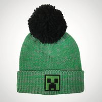 Minecraft Block Face Beanie - Minecraft Gifts