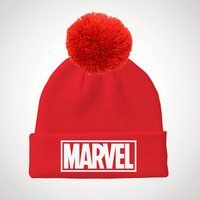 Official Marvel Logo Beanie - Beanie Gifts