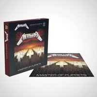 Metallica Master of Puppets Puzzle - Puzzle Gifts