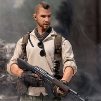 Call of Duty John 'Soap' MacTavish McFarlane Figure - Call Of Duty Gifts