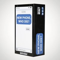 New Phone, Who Dis? Adult Party Game - Adult Gifts