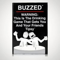 Buzzed – A Card Based Drinking Game - Drinking Game Gifts